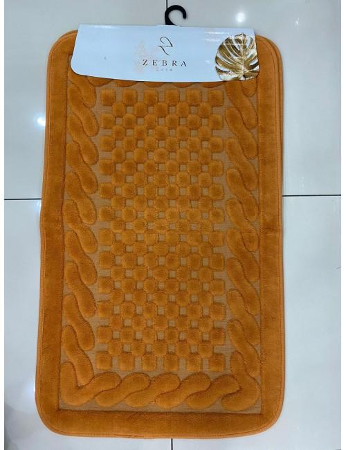 ZEBRA CASA OSLO HARDAL / Очень мягкие коврики для ванной комнаты