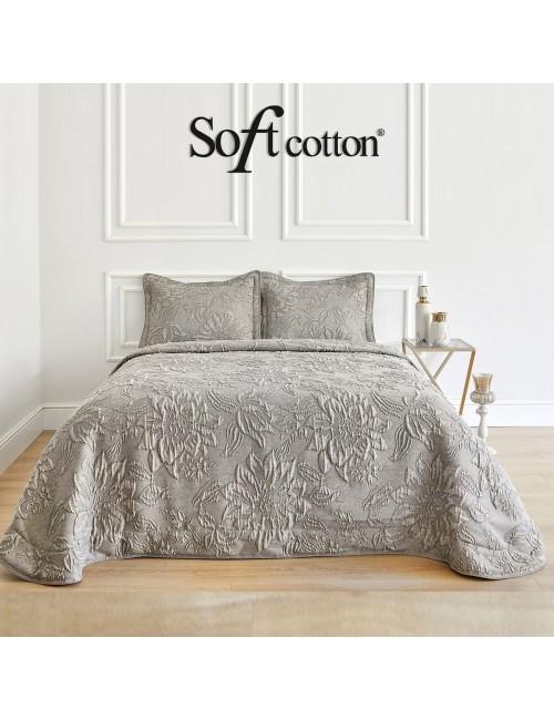 Покрывало Larina vizon Soft Cotton /с узором