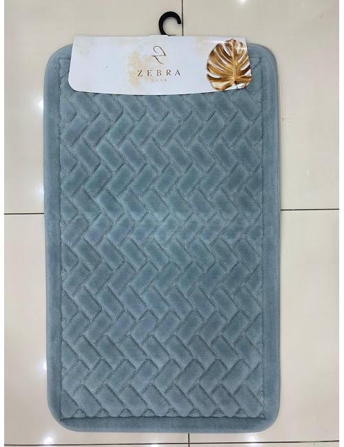 ZEBRA CASA JUDY INDIGO / Очень мягкие коврики для ванной комнаты