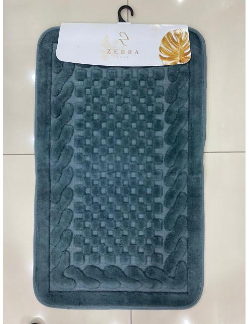 ZEBRA CASA OSLO INDIGO / Очень мягкие коврики для ванной комнаты