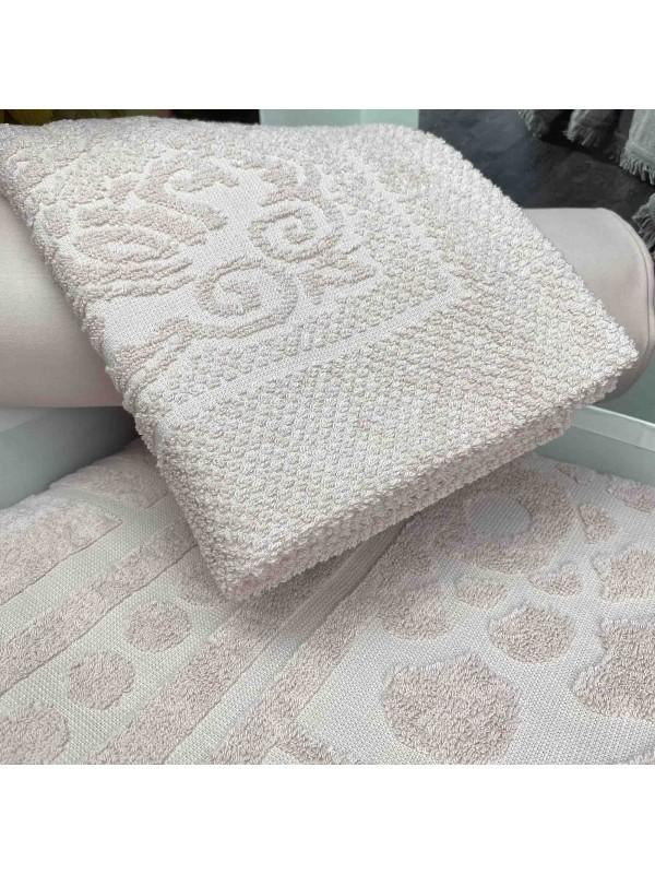 Pano Gul kurusu pike Gelin Home   Набор с покрывалом 2-спальный Сатин Делюкс из 4-x предметов