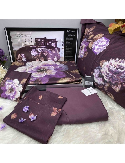Постельное белье Soft Cotton Tencel - Aldonna