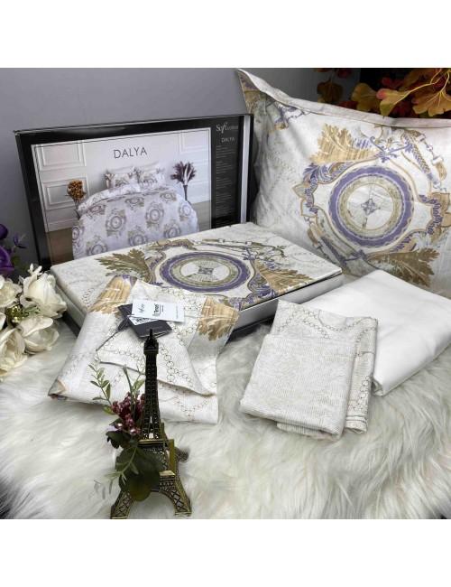Постельное белье Soft Cotton Tencel - Dalya