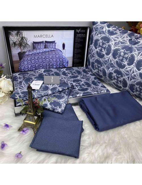 Постельное белье Soft Cotton Tencel - Marcella