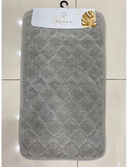 ZEBRA CASA SOLİD ANTRASIT / Очень мягкие коврики для ванной комнаты