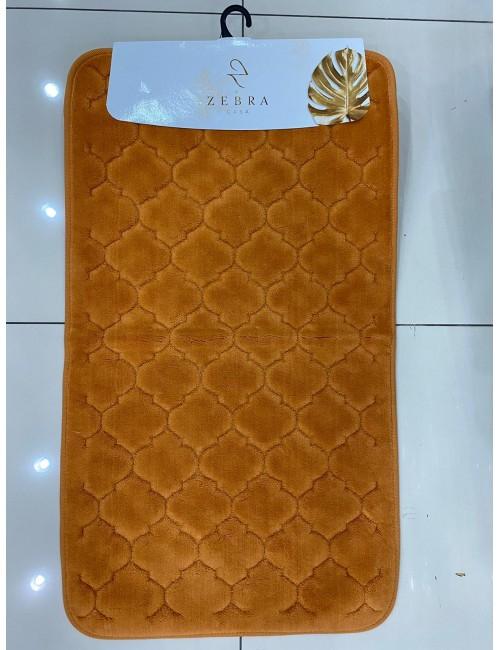 ZEBRA CASA SOLİD HARDAL / Очень мягкие коврики для ванной комнаты