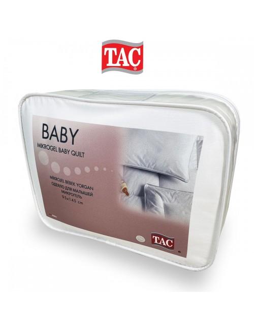 Детcкое антиаллергенное одеяло TAC Microgel Quilt Baby 95*145 см