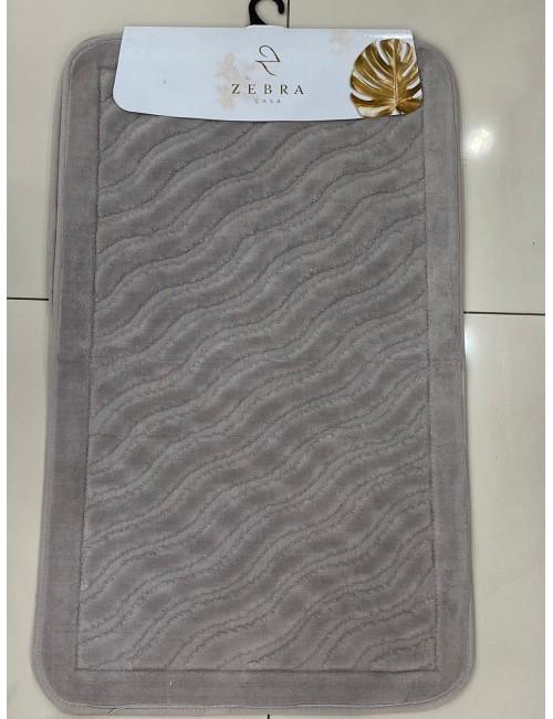ZEBRA CASA SIDNEY ANTRASIT / Очень мягкие коврики для ванной комнаты