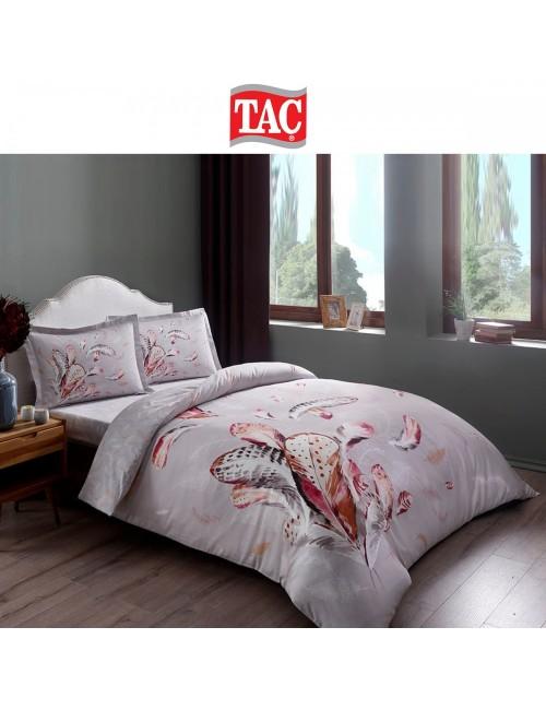 TAC / Постельное белье Ratna gri полутороспальное Сатин