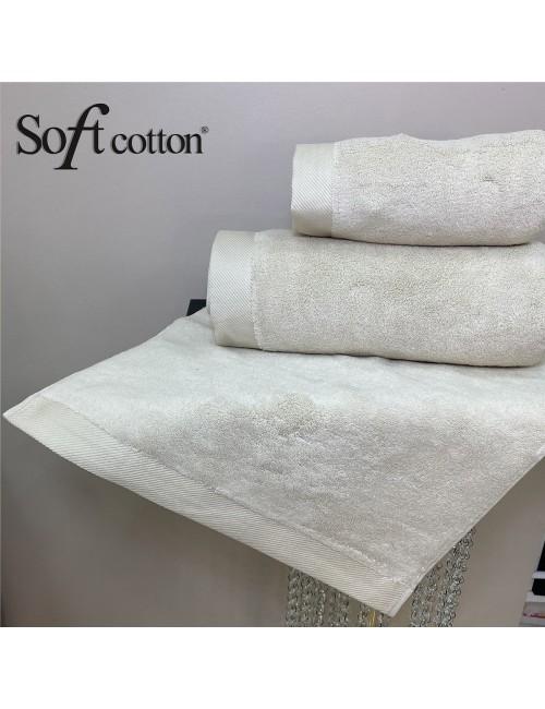 Soft Сotton / Полотенце банное 85х150 см Micro (bej)
