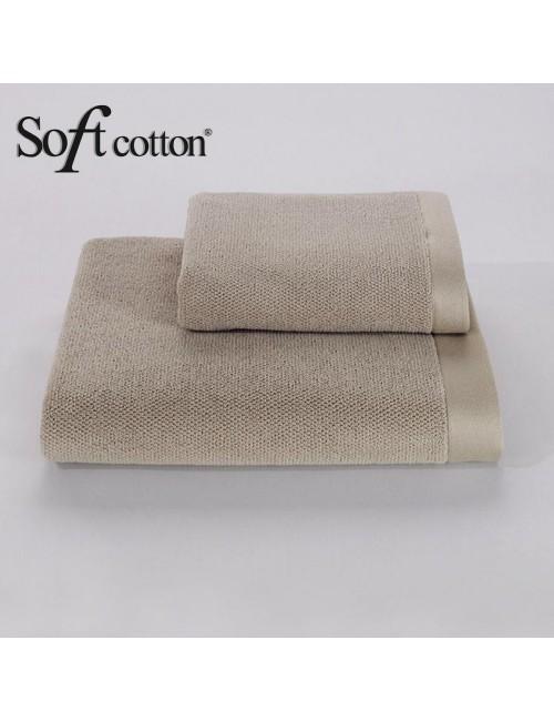 Soft Сotton / Полотенце банное 85х150 см Lord (bej)