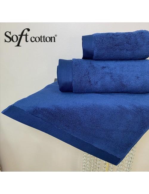 Soft Сotton / Полотенце банное 85х150 см Micro (lacivert)