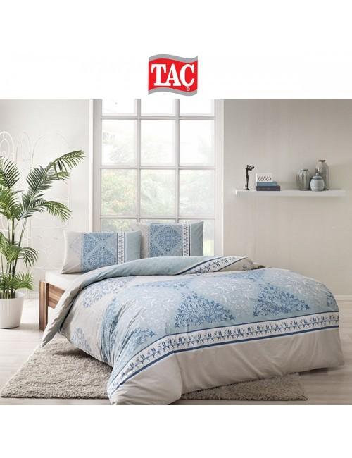 TAC / Постельное белье Talia mint полутороспальное Ранфорс